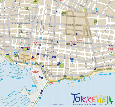 Plano de Torrevieja - 3,2 Mb