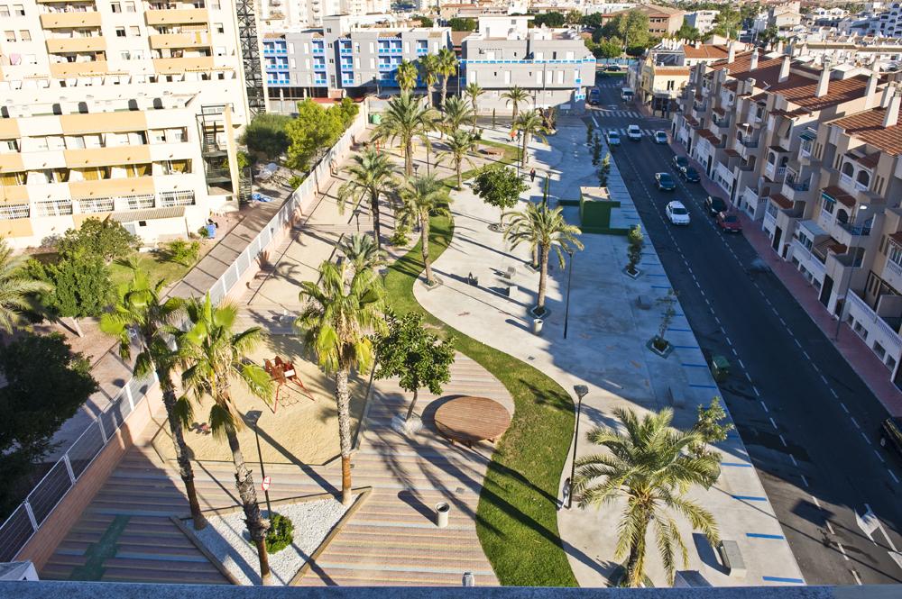 Plaza Caballero Bonald