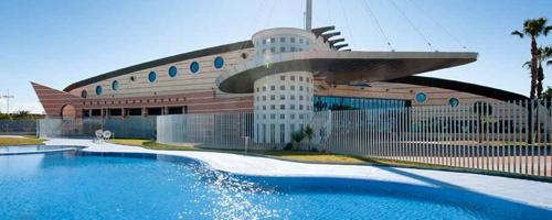 Torrevieja ciudad deportiva turismo de torrevieja for Oficina turismo torrevieja