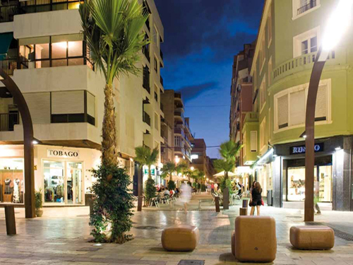 Centro Comercial Urbano