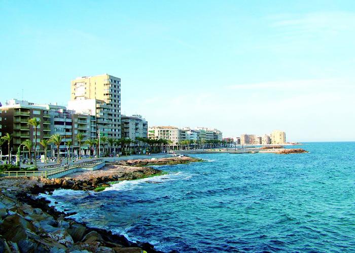 Paseo Marítimo Juan Aparicio