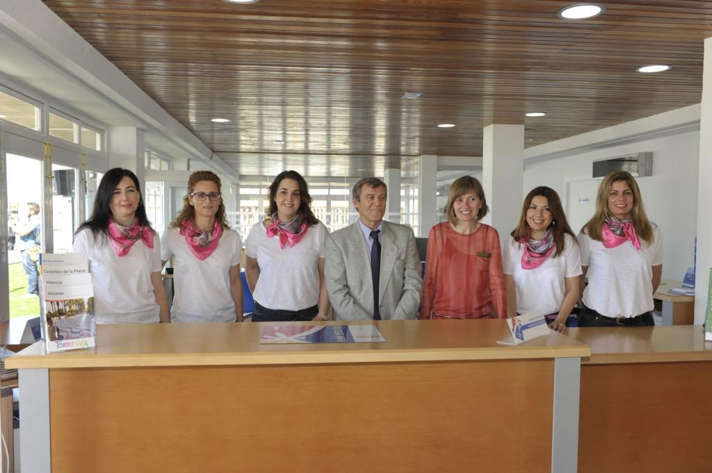Inaugurada la nueva oficina municipal de turismo for Oficina municipal de turismo
