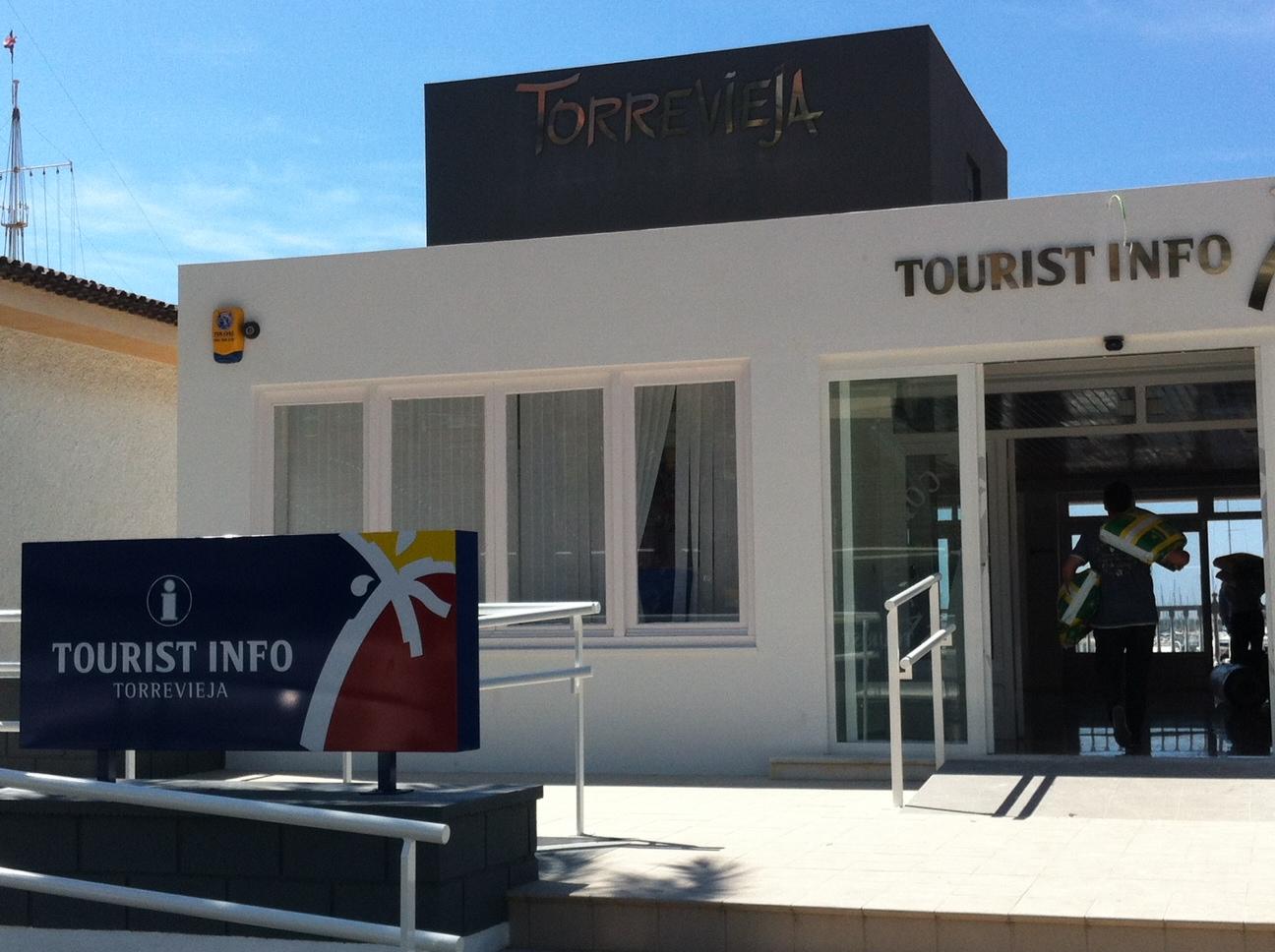 nueva oficina de turismo en torrevieja