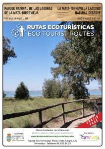 "Ruta 3 "" Las Aves del Parque Natural"" @ Parque Natural de La Mata Y Torrevieja | Torrevieja | Comunidad Valenciana | España"