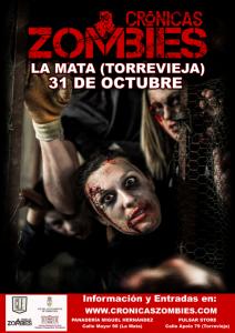 Crónicas Zombies @ La Mata | La Mata | Comunidad Valenciana | España