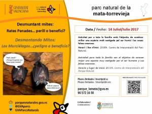 Desmontando mitos: Murciélagos...¿peligro o beneficio? @ Centro de Interpretaci?n del Parque Natural | San Vicente de la Barquera | Espa