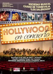 Hollywood en Concierto @ Centro Cultural Virgen del Carmen | Torrevieja | Comunidad Valenciana | Espa