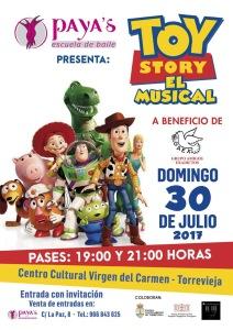 Toy Story El Musical @ Centro Cultural Virgen del Carmen | Torrevieja | Comunidad Valenciana | Espa