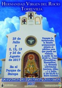 Jornada Hermandad Virgen del Rocio @ Parque de Europa | Torrevieja | Comunidad Valenciana | Espa