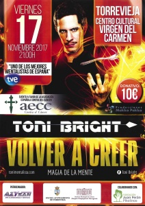 "Toni Bright "" Volver a creer"" @ Centro Cultural Virgen del Carmen | Torrevieja | Comunidad Valenciana | España"