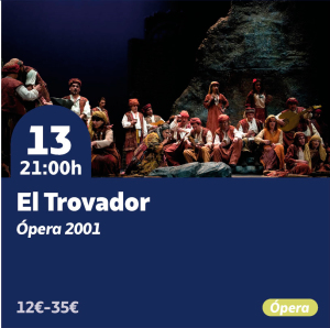 El trovador @ Auditorio Internacional | Torrevieja | Comunidad Valenciana | España