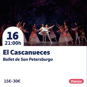 El Cascanueces @ Auditorio Internacional | Torrevieja | Comunidad Valenciana | España
