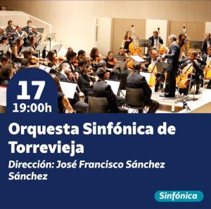 Orquesta Sinfónica de Torrevieja @ Auditorio Internacional | Torrevieja | Comunidad Valenciana | España