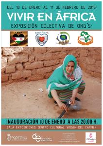 Vivir en Africa @ Centro Cultural Virgen del Carmen | Torrevieja | Comunidad Valenciana | España