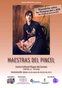 Maestras del pincel @ Centro Cultural Virgen del Carmen | Torrevieja | Comunidad Valenciana | España