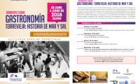 Cartel GASTRONOMIA Torrevieja