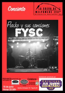 Flacko y sus canciones @ La Cueva de Melp?mene | Torrevieja | Comunidad Valenciana | Espa