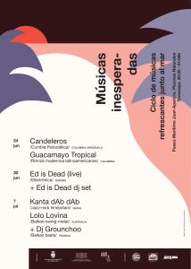 Músicas inesperadas @ Piscinas naturales  | Torrevieja | Comunidad Valenciana | Espa