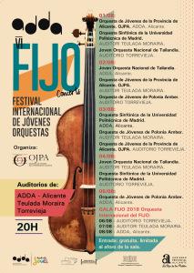 Festival Internacional de jóvenes orquestas @ Auditorio Internacional | Torrevieja | Comunidad Valenciana | Espa