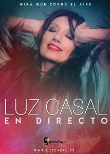 Concierto Luz Casal @ Eras de la Sal | Torrevieja | Comunidad Valenciana | Espa