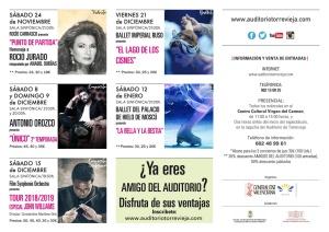 Homenaje a Rocio Jurado @ Auditorio Internacional | Torrevieja | Comunidad Valenciana | España
