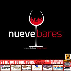 Cine comedia 9 mares @ La Cueva deMelpómene | Torrevieja | Comunidad Valenciana | España