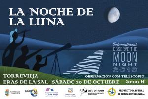 La Noche de la Luna @ Eras de la Sal | Torrevieja | Comunidad Valenciana | España