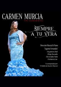 """Carmen Murcia """" Siempre a tu vera"""" @ Centro Cultural Virgen del Carmen"""