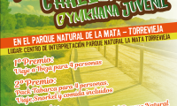cartel gymkana natural