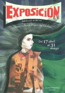 Exposición Bachiller de Artes @ Centro Cultural Virgen del Carmen