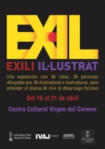 Exil @ Centro Cultural Virgen del Carmen