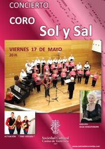 Coro Sol y Sal @ Casino de Torrevieja
