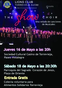 The Show Choir @ Casino de Torrevieja