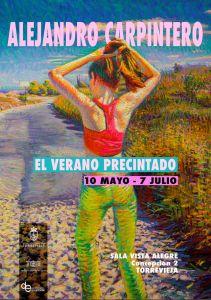 Expo El verano precintado @ Sala de Exposiciones Vista Alegre