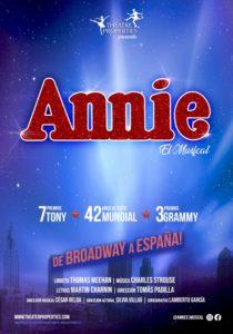 Annie, El Musical @ Auditorio de Torrevieja