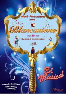 Blancanieves, Musical Infantil @ Auditorio de Torrevieja