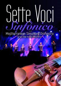 Sette Voci Sinfónico @ Auditorio de Torrevieja