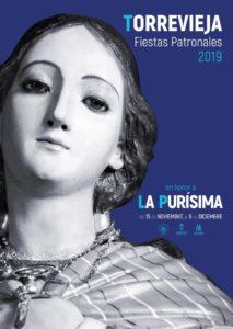 Solemne y Magna Procesión de La Purísima @ Iglesia de la Inmaculada Concepción