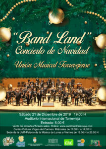 Concierto Extraordinario de Navidad @ Auditorio Internacional de Torrevieja