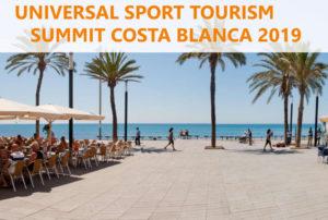 Universal Sport Tourism Summit Costa Blanca 2019 @ Teatro Municipal de Torrevieja