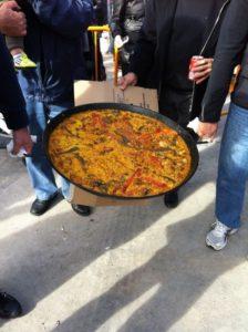 XXVIII Concurso de Paellas @ Parque Antonio Soria
