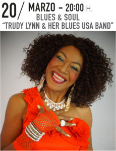 Blues & Soul Trudy Lynn & her Blues Usa Band @ Teatro Municipal de Torrevieja