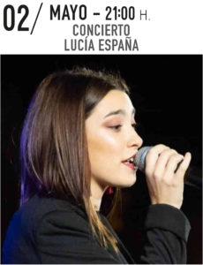 Concierto Lucía España @ Teatro Municipal de Torrevieja