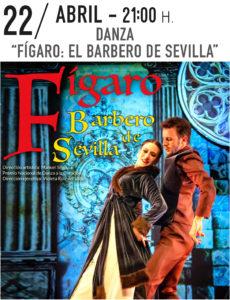 Fígaro: El Barbero de Sevilla @ Teatro Municipal de Torrevieja