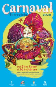 Concurso Chirigotas @ Teatro Municipal de Torrevieja