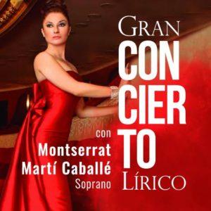 Gran Concierto Lírico Monserrat Martí Caballé con la J.O.S.T. @ Teatro Municipal de Torrevieja