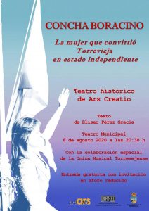 "TEATRO ""CONCHA BORACINO"" @ Teatro Municipal"
