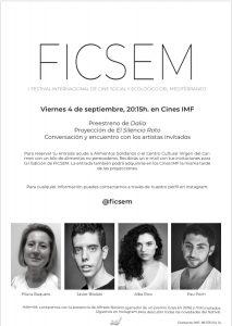 FICSEM - CINE SOCIAL Y ECOLÓGICO @ CINES IMF