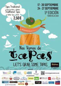 Nos vamos de Tapas @ 23 Bares y restaurantes de Torrevieja