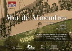 MAR DE ALMENDROS @ Centro Cultural Virgen del Carmen